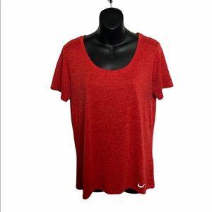 🌸 3/$20 Nike orange tshirt